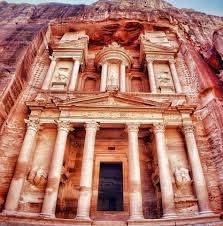 Petra - Jordan - Home