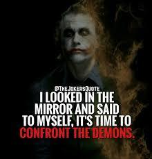the joker villain quotes strong words villain quote joker
