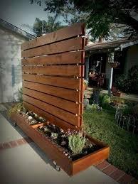 50 Diy Cheap Privacy Fence Design Ideas Gladecor Com Privacy Fence Designs Fence Design Backyard Privacy