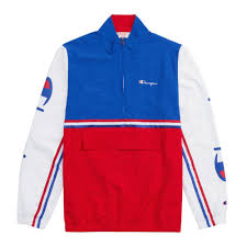 chion 1 2 zip track jacket