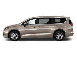 2018 chrysler pacifica specifications