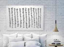 minimalist wall art scandinavian art