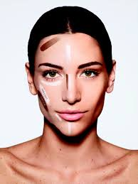 contouring highlighting style guide