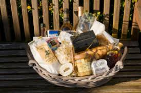 ideas for sympathy gift baskets