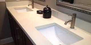 cons of diffe bathroom countertop