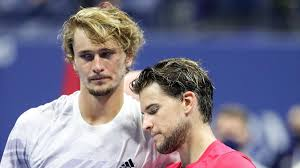 Dominic Thiem to heartbroken Alexander Zverev after US Open: 'I wish there  were two winners today' - Eurosport