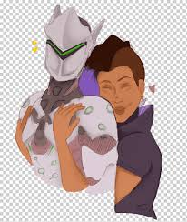 Overwatch Sombra Widowmaker Genji D Va Others Miscellaneous Mammal Child Png Klipartz
