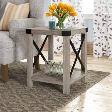gracie oaks maja end table reviews