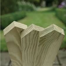 Picket Fencing Boards With A Pointed Top 1 2m High At Wooden Supplies Uk Wooden Supplies
