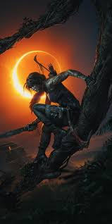 tomb raider phone wallpapers top free