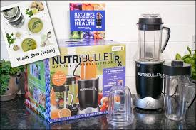 making soups with nutribullet rx