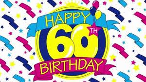 moms 60th birthday celebration you