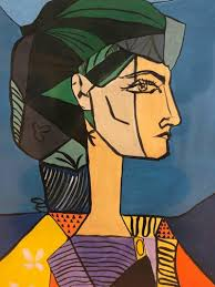 Pablo Picasso (1881-1973)-water color on paper- ATTRIB. | Pablo picasso  art, Picasso art, Picasso artwork