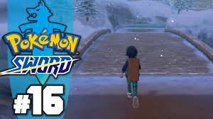 OLD GALAR RUINS!! | Pokémon Sword and Shield - Part 16 - YouTube
