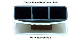 High Density Polyethylene Hdpe Rail Fencing For Horses Farms Livestock Cattle Ranches Pastures