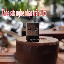 USB Ô tô 16Gb siêu nhỏ - Có sẵn nhạc số - Thỏa sức nghe nhạc trên ...