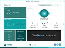 panda free antivirus versi full gratis