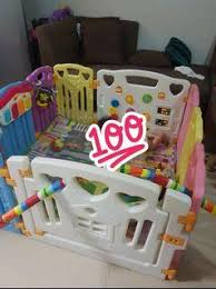 Baby Baby Fence Cots Cribs Carousell Philippines