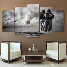 2020 Wall Art Picture Gift Firefighter Home Decoration Canvas Print Painting Beautiful For Living Room Printed On Canvas From Kittyfang 26 35 Dhgate Com