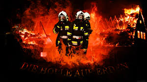 firefighter germany wallpaper feuerwehr