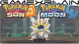 Pokémon Sun & Moon - Japanese Starter Reveal Trailer - YouTube