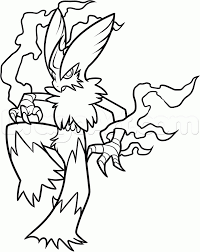 Pokemon Kleurplaat Mega Blazikin Sceptile And Swampert