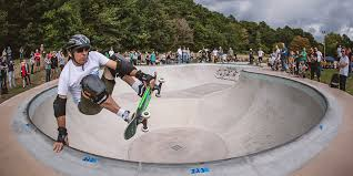 how a rad new skatepark plan is