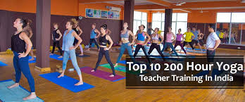 200 hour yoga teacher in india