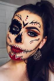 48 best sugar skull makeup creations to