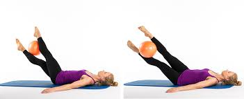 pilates core strengthening exercises