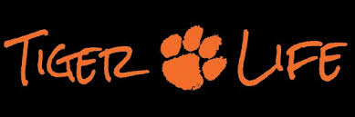 Clemson Tigers Life Decal Upstate Tailgate Inc