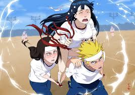 Naruto Shippuuden, Uzumaki Naruto, Hyuuga Neji, Hyuuga Hinata ...