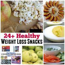 24 healthy weight loss snacks simple