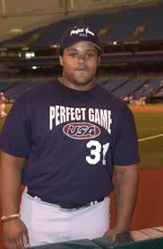 Prince Fielder Class of 2002 - Player Profile | Perfect Game USA