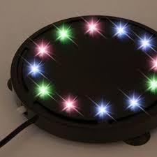 Đèn LED trang trí hồ cá hình tròn ykq12, giá chỉ 113,000đ! Mua ...