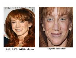 decapitated head or kathy griffin