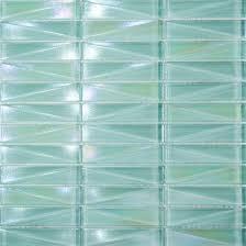 canada style elegant glass mosaic