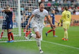 Abby Wambach finds sober life, wedded bliss – The Denver Post