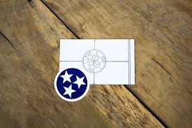 Tristar Decals How To Properly Align Your Tennessee Flag Sticker