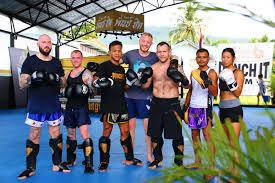 muay thai in thailand the 8