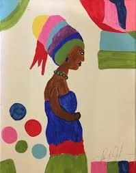 Motherhood - Gwendolyn Johnson - Poverty and the Arts