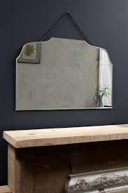 rectangular wall mirror at sue parkinson