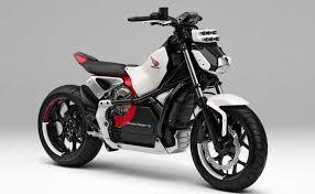 self balancing motorcycle concept