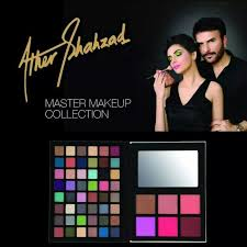 ather shahzad master makeup palette