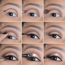 Dashingamrit Easy And Quick Smokey Eye Makeup Tutorials Hooded Eye Makeup Eye Makeup Eye Make Up