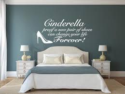 Cinderella Wall Decal Canvas Art Rocks