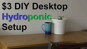 easy diy hydroponic plans you can build