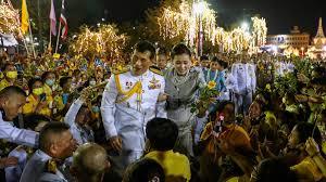 Thai king makes rare public comments amid pro-democracy protests - CNN Video