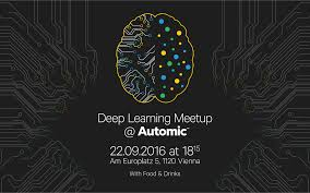 photos vienna deep learning meetup