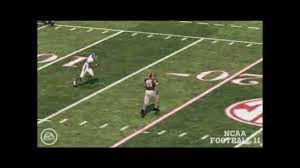 NCAA Football 11 - Alabama vs. San Jose State - Preston Dial Spin Move -  YouTube